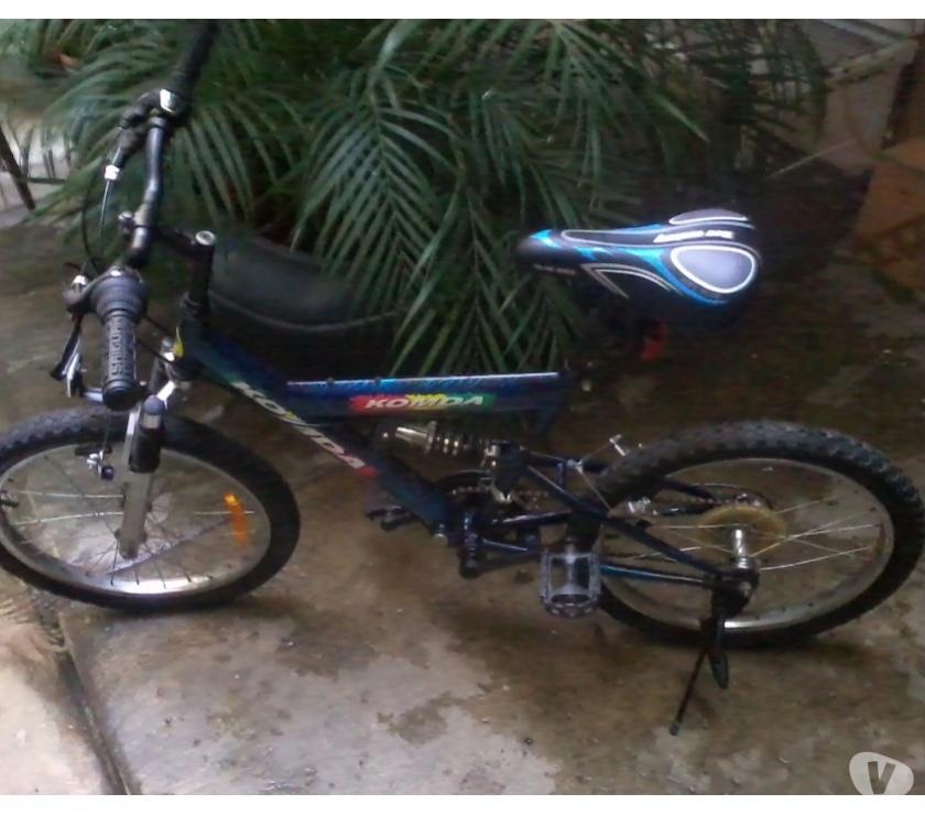 Fotos de Vendo Bicicleta Montañera KOMDA Doble Suspensión R20