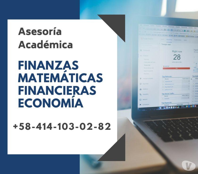 Fotos de CLASES DE ESTADÍSTICA Y ASESORÍAS ACADÉMICAS