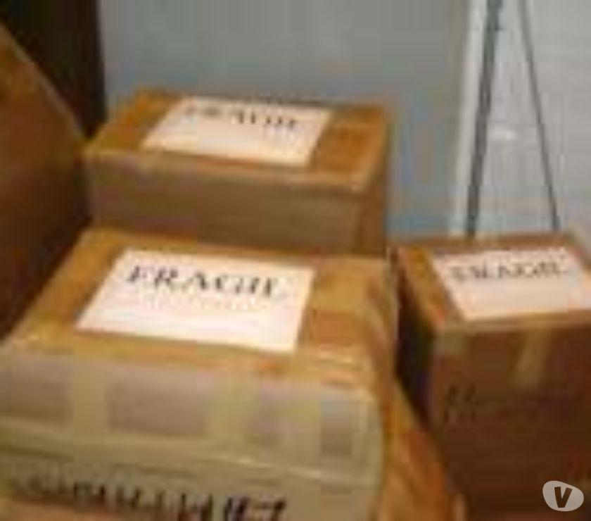 Fotos de Mudanzas J W Express. Embalajes, Guindes