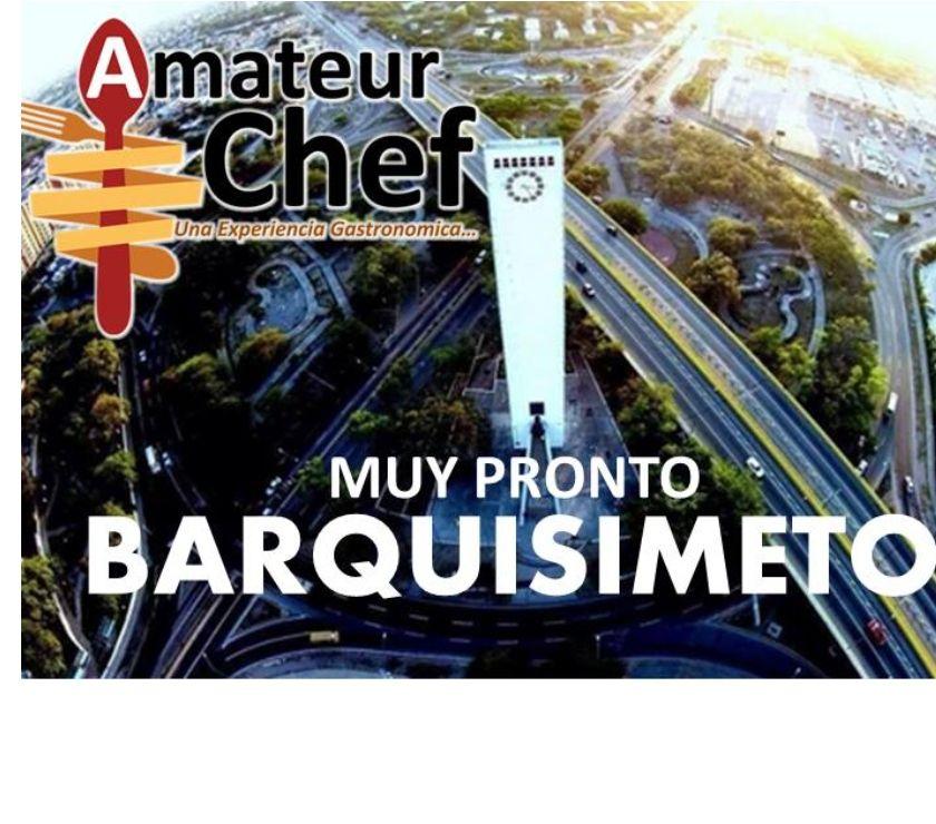 Fotos de 2do reality show Gastronomico de venezuela Amateur chef