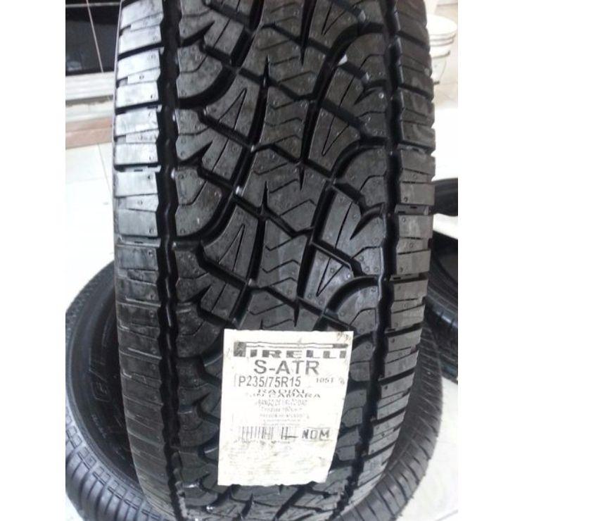 Fotos de Cauchos 23575 r15 Pirelli Scorpion Nuevos