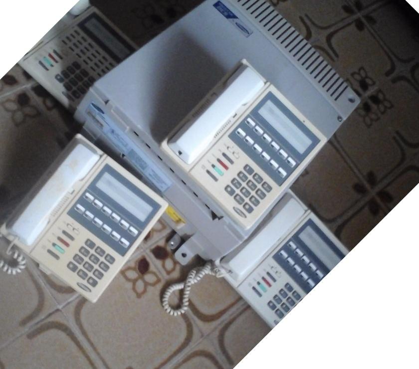 Fotos de Central Telefonica Marca Samsung 3 O Mas Lineas,