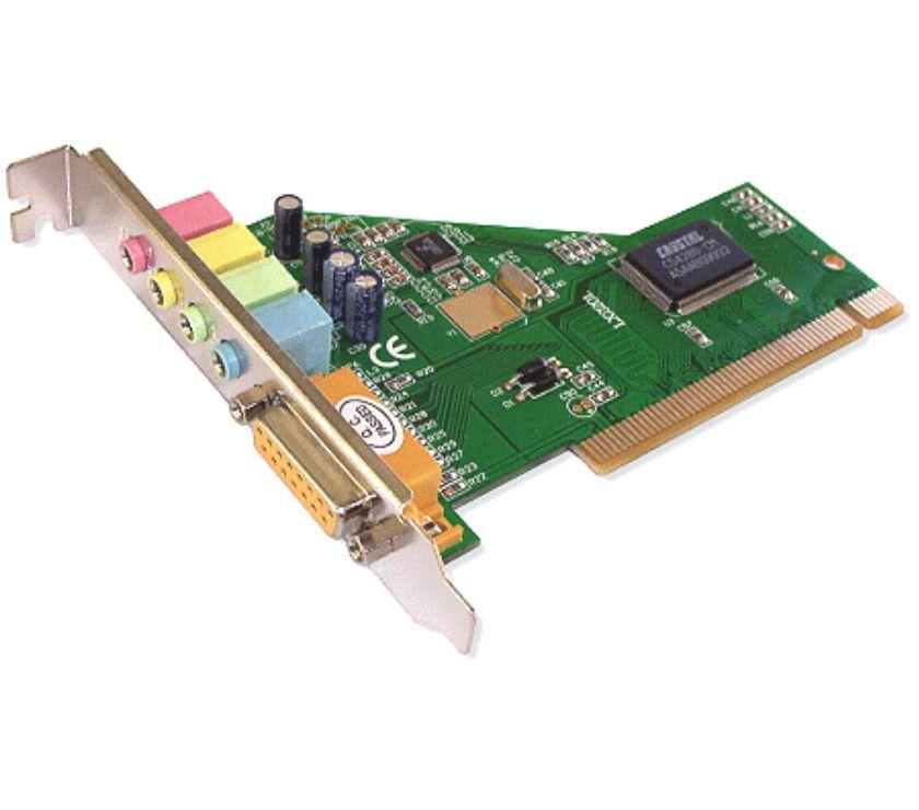 Fotos de TARJETA PCI SOUND CARD ENM-232-4C, MARCA ENCORE