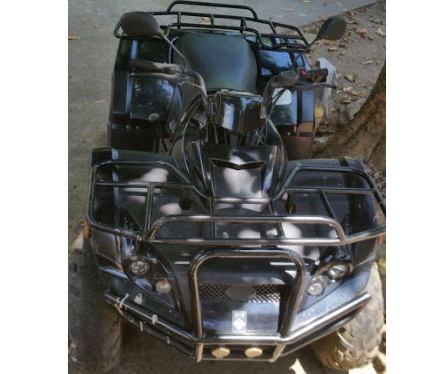 Fotos de Cuatrimotos Atv Quads marca DSK LMATV-300 4x4 automática