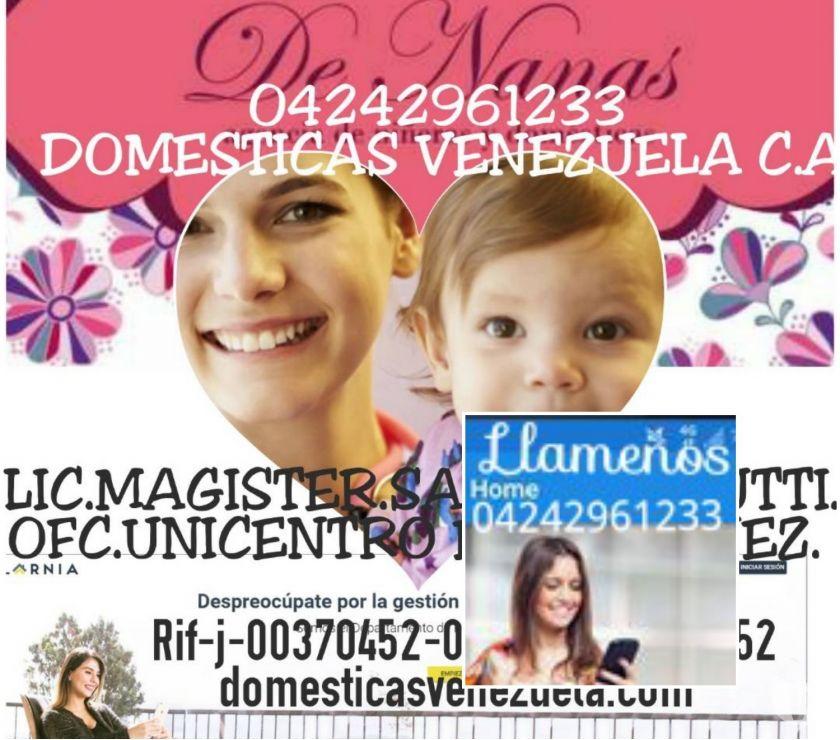 Fotos de Niñerasc.a Nanas O4242961233 Domésticas Venezuela