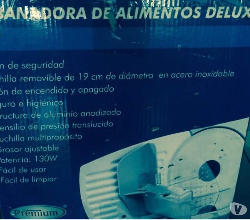 Fotos de Se vende Rebanadora Premiun Nueva