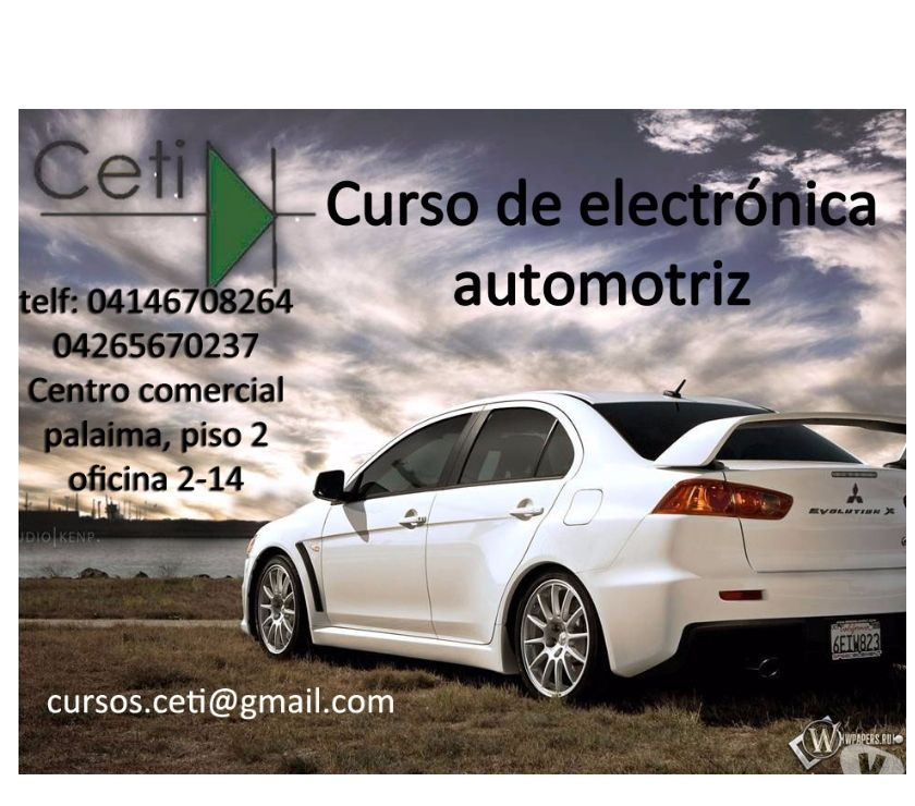 Fotos de Curso de electrónica automotriz