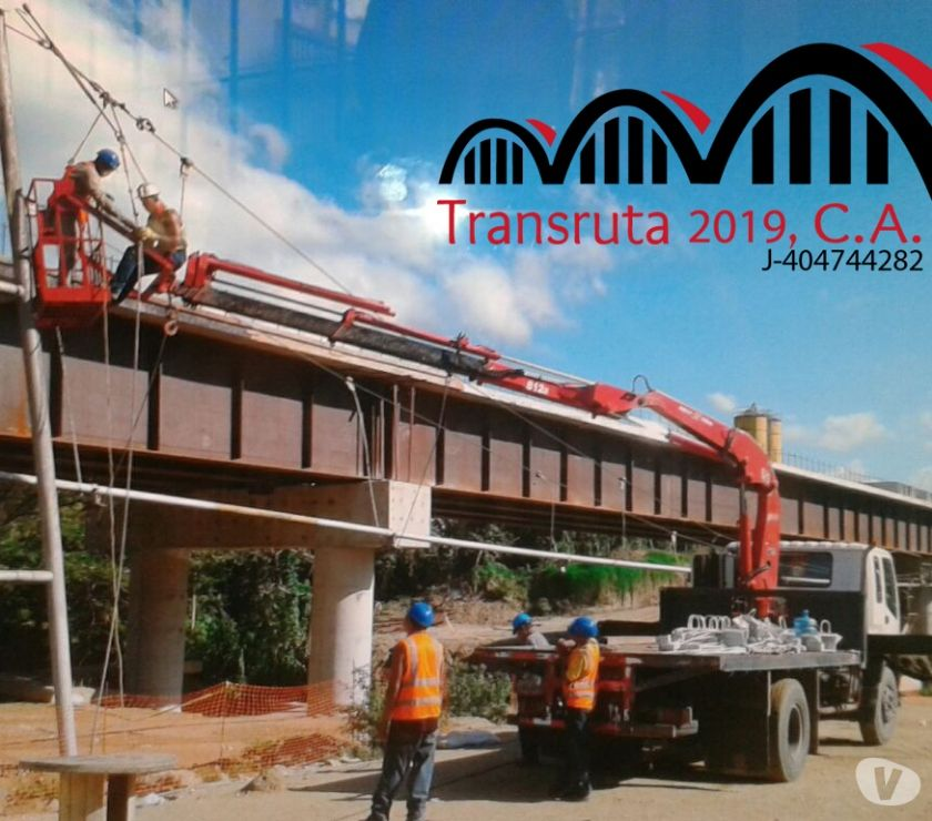 Fotos de Alquiler de Camiones con Brazo Hidráulico.