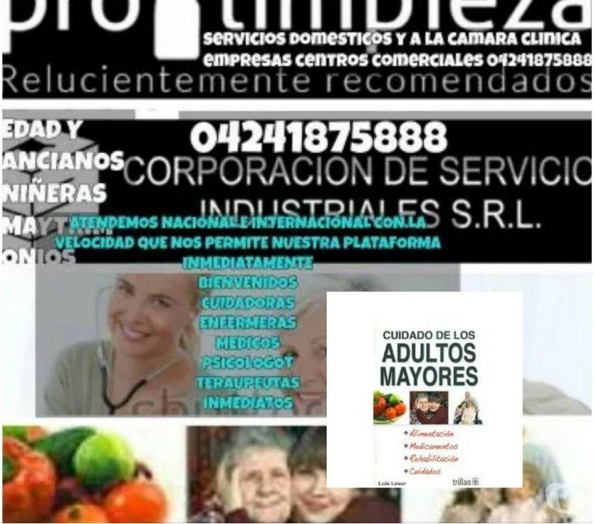 Fotos de COORPORACION CUIDADORAS ENFERMERAS Y LA CAMARA CLINICA C.A