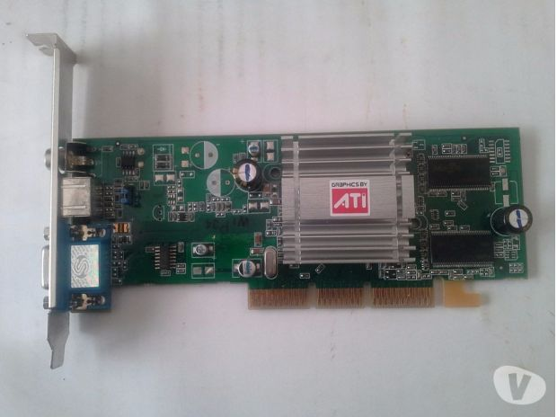 Fotos de Tarjeta De Video Ati Radeon 9250 Agp 128mb