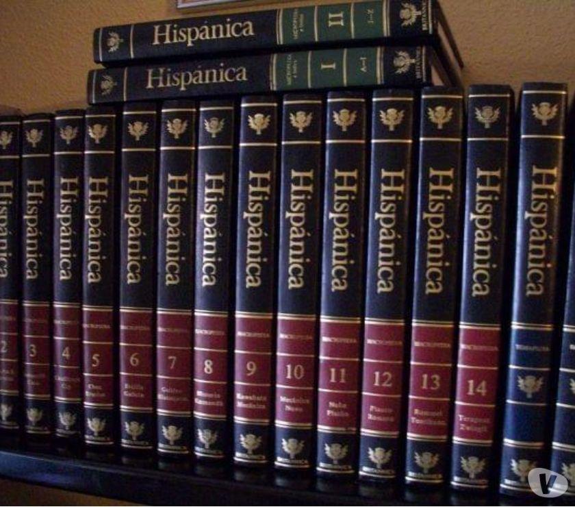 Fotos de Se remata Enciclopedia Hispanica Completa por viaje
