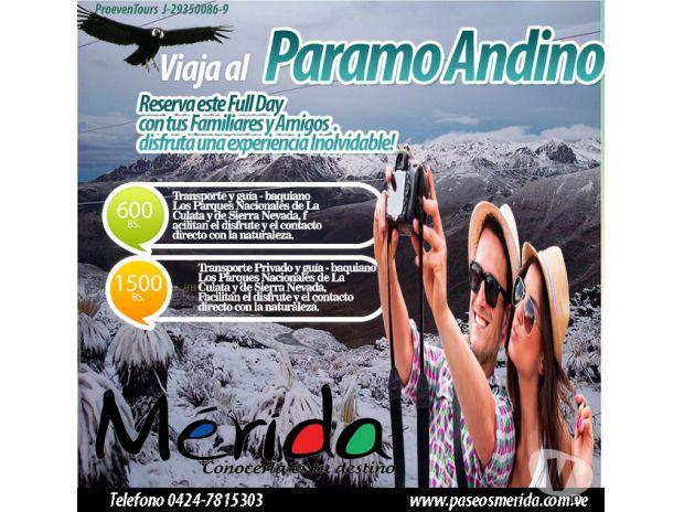 Fotos de Tours Al Paramo