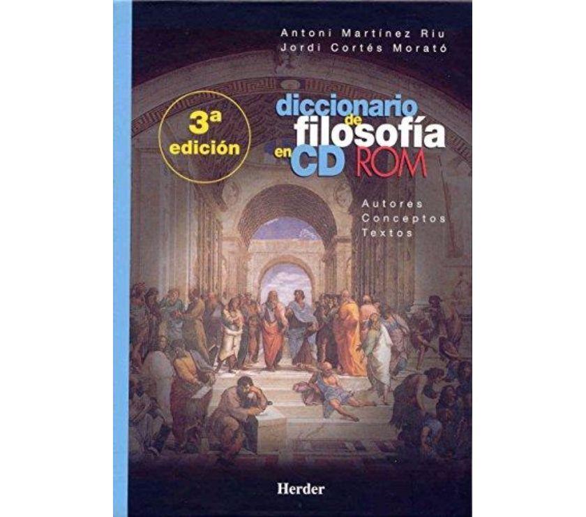 Fotos de Diccionario de Filosofia en Cd - ROM