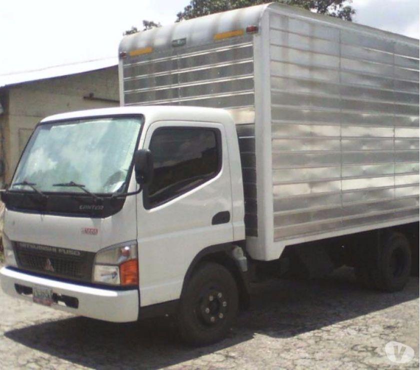 Fotos de Espectacular Camion Mitsubishi Canter