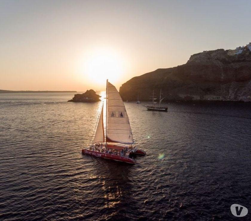 Fotos de Paseos en Yate (Santorini)