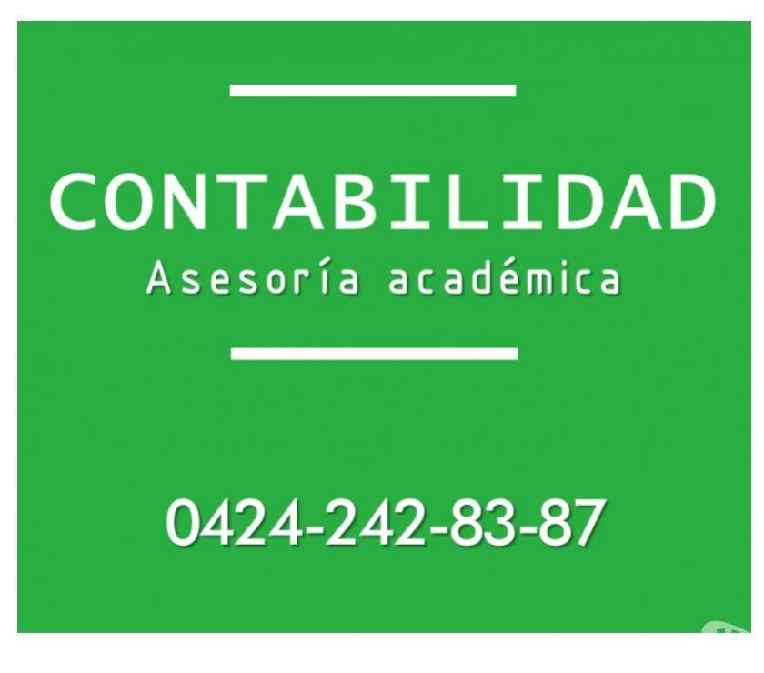 Fotos de ASESORÍA ACADÉMICA EN CONTABILIDAD PARA UNIVERSITARIOS