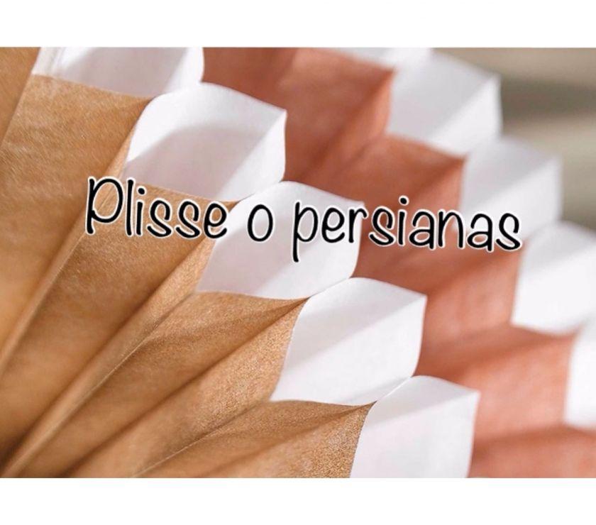 Fotos de Venta de Persianas Plisse a la medida