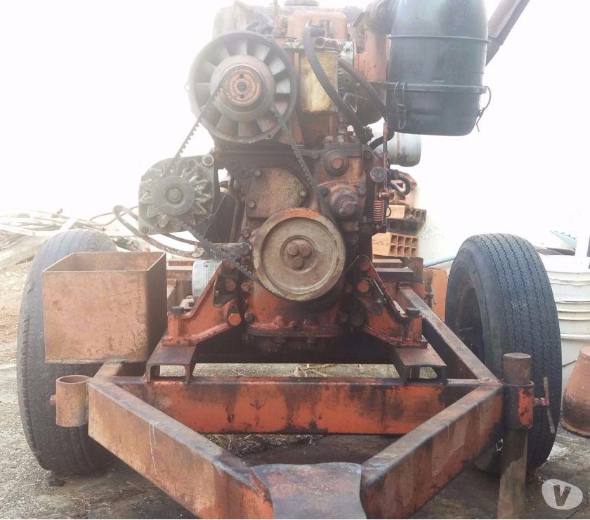 Fotos de Motobomba diesel de alta presión 4x4 27HP