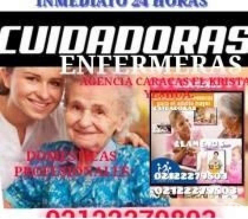 Fotos de Facilsolo02122279803llame en sindicato consiga cuidadoras
