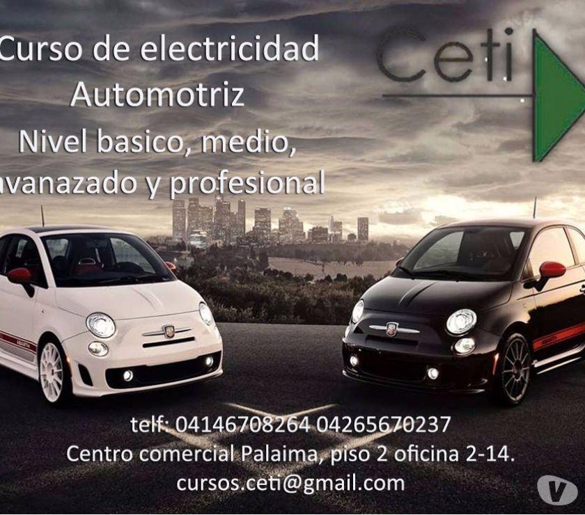 Fotos de Curso de electricidad automotriz nivel avanzado