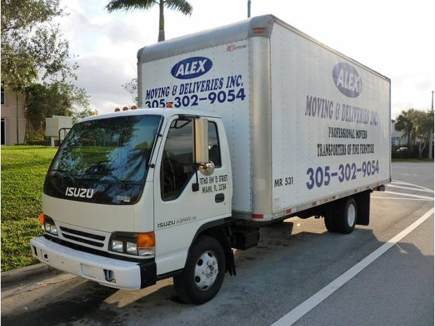 Fotos de Alex Moving & Delivery INC.