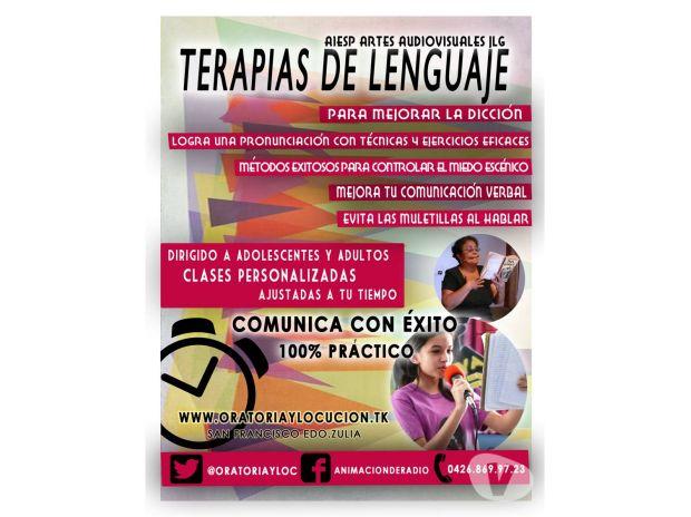 Fotos de Terapias de Lenguaje en Maracaibo 2017