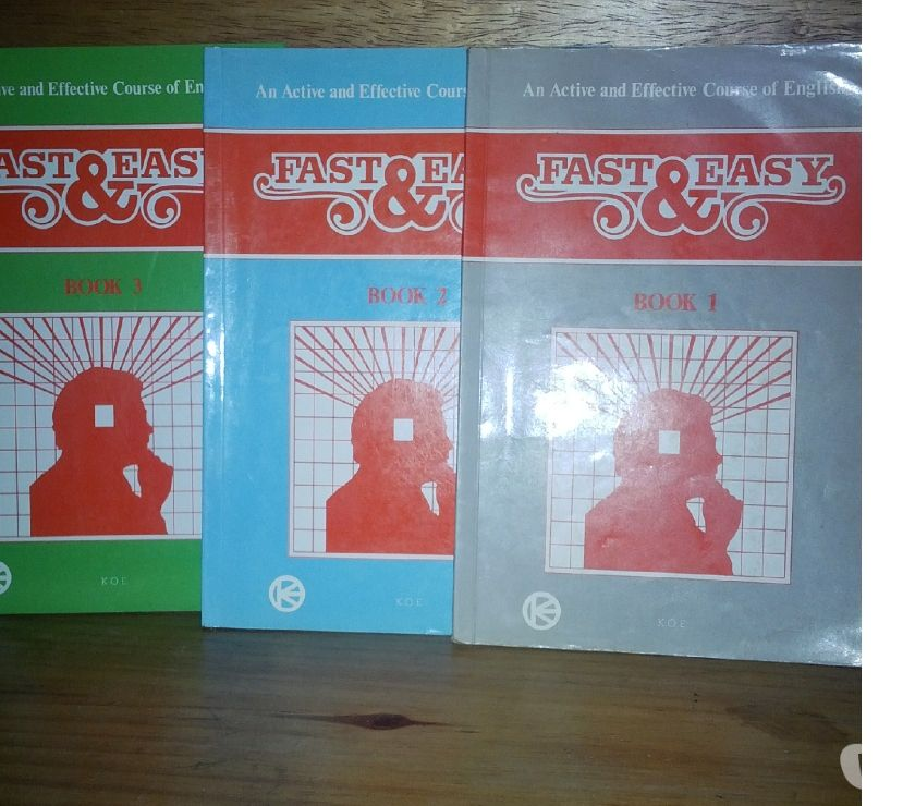 Fotos de Libros KOE inglés