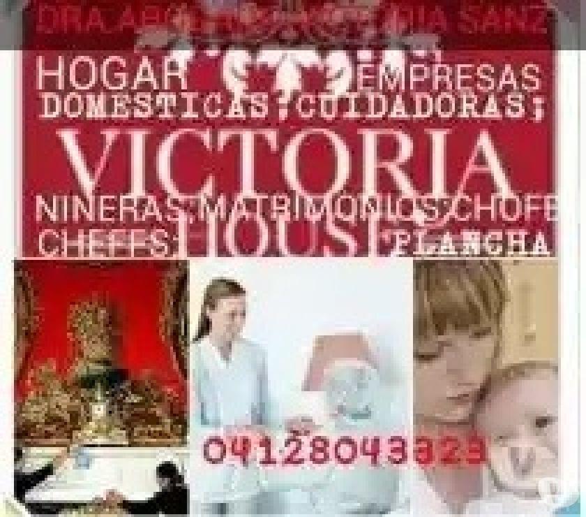 Fotos de Casavictoria04128043323DOMESTICA MATRIMONIOS CARACAS