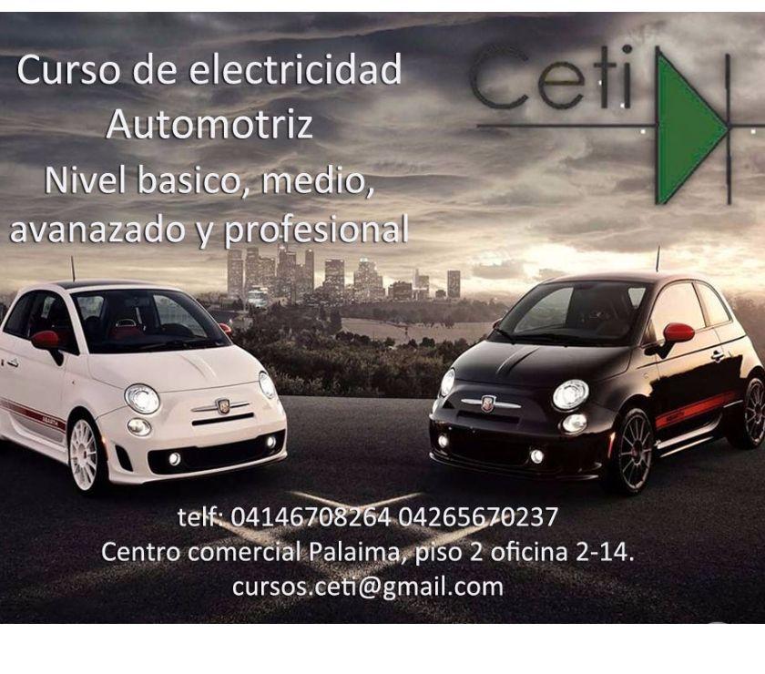 Fotos de Curso de electricidad automotriz nivel basico