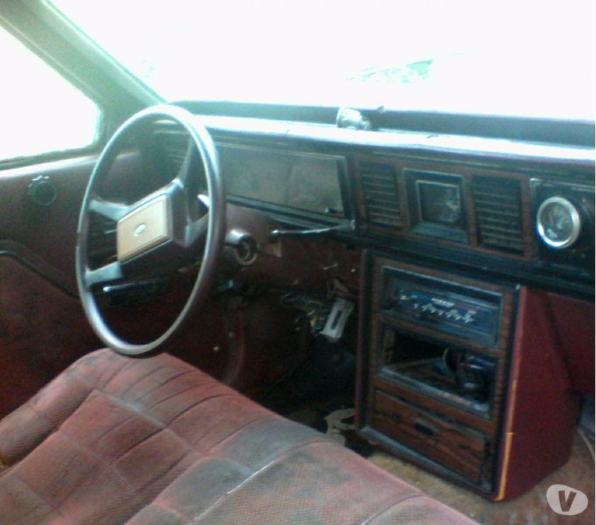 Fotos de Ford Granada 83