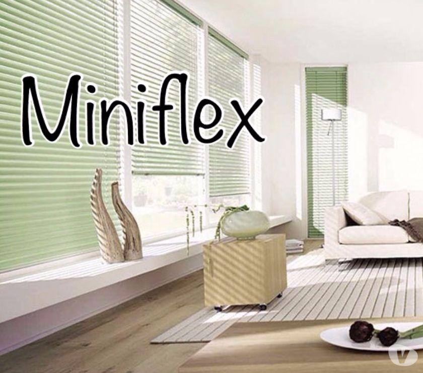 Fotos de Venta de Persiana Miniflex a la medida