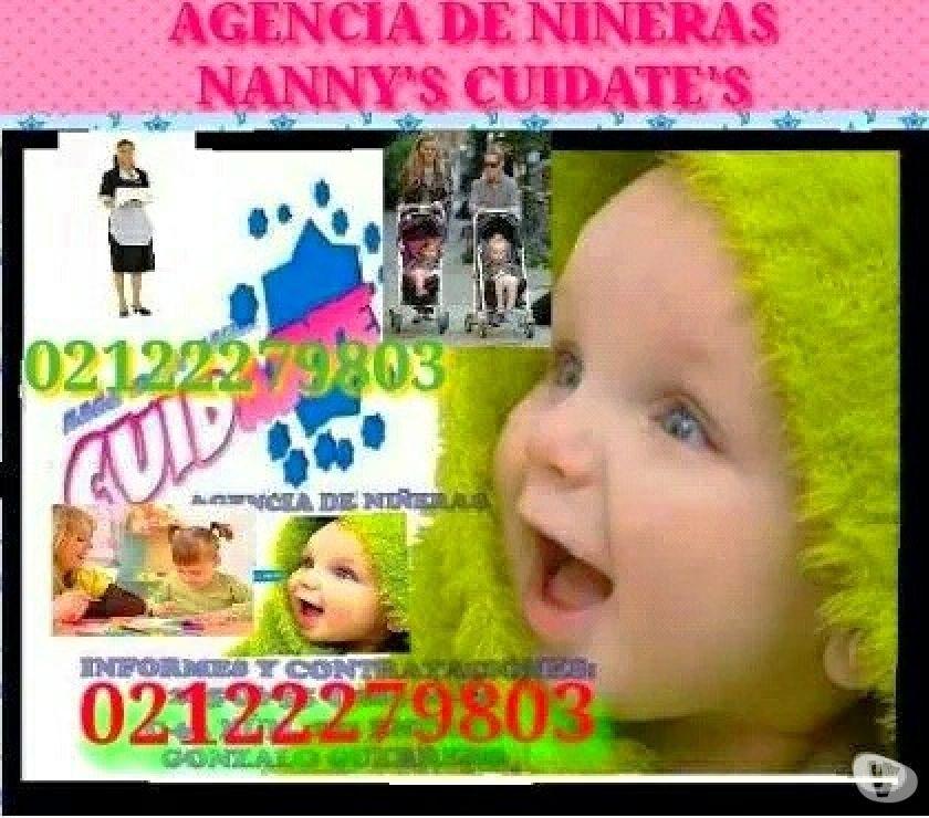 Fotos de NINERAS NANAS 02122279803CONTRATENOS