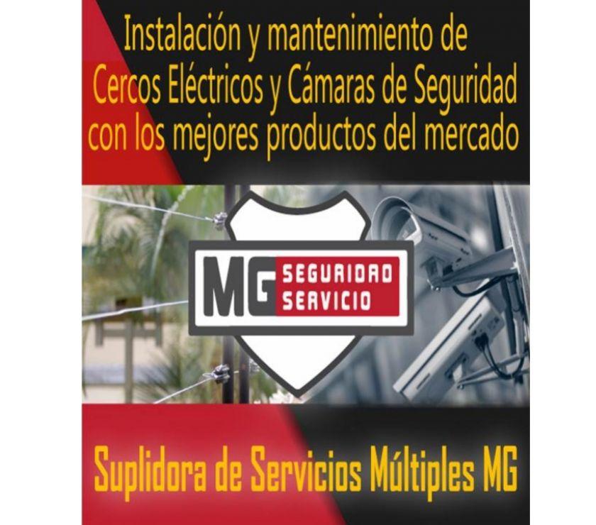 Fotos de Instalación y mantenimiento de Equipos de seguridad