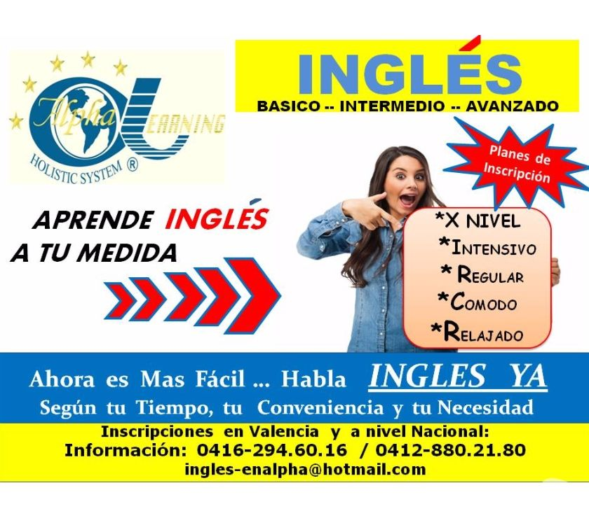 Fotos de CURSO DE INGLES - ALPHA LEARNING