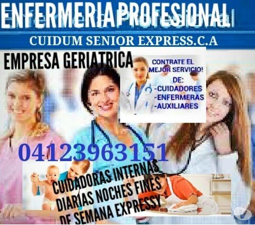 Fotos de 04123963151CUIDUMSENIOR C.A CUIDADORAS ENFERMERAS MEDICOS DO