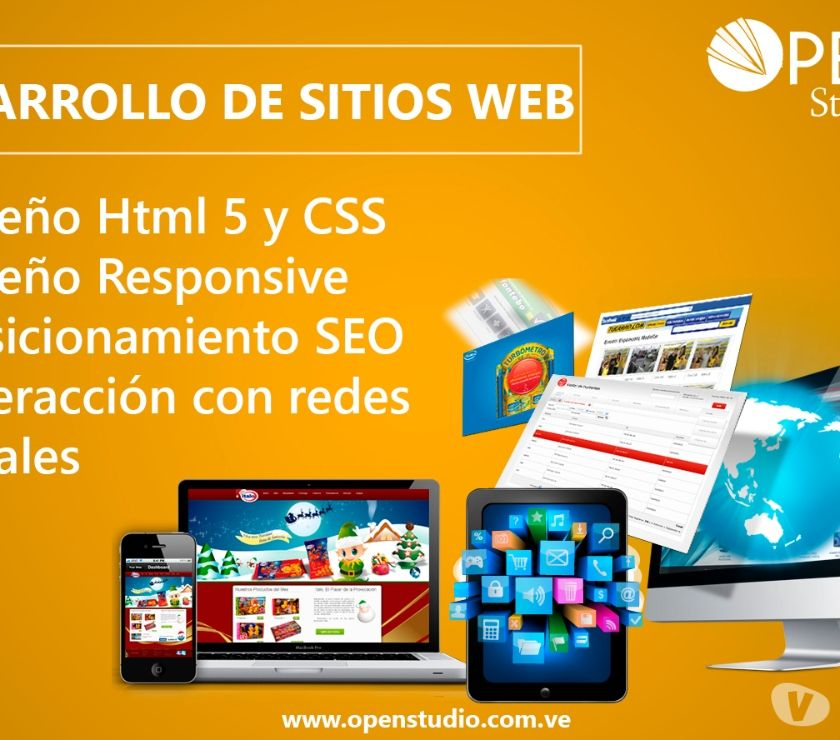 Fotos de Diseño y desarrollo de Paginas web