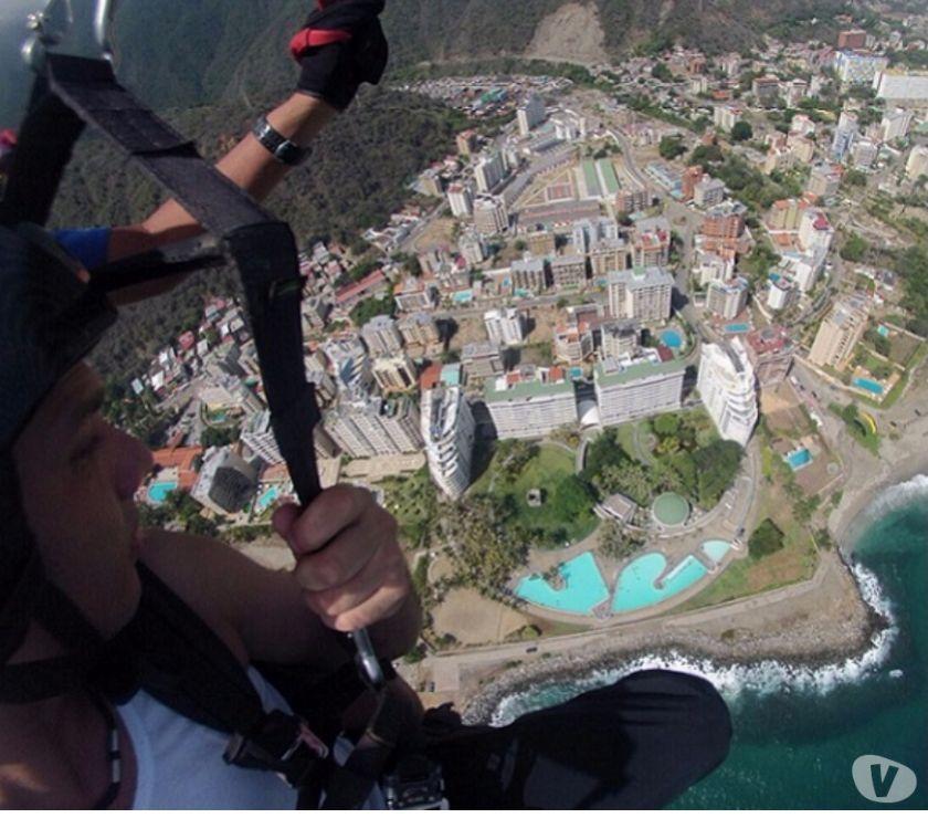 Fotos de Volar Parapente en Vargas
