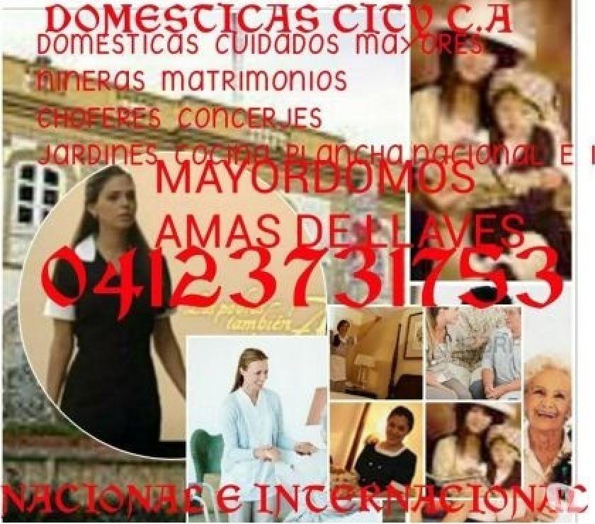 Fotos de Domesticas city1c.a Cuidadoras ancianos enfermera privadas