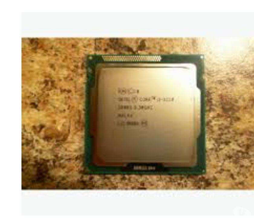 Fotos de procesador i3 socket 1155 modelo 3220 poco uso