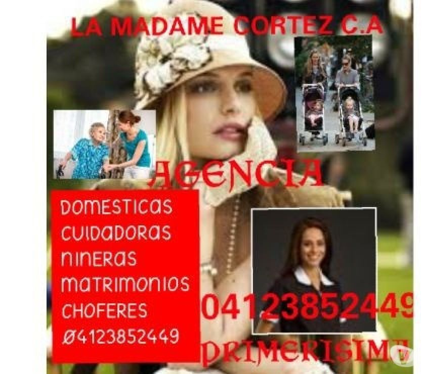 Fotos de LA MADAME C.A 04123852449 NIÑERAS DOMÉSTICAS FORMA SEGURA